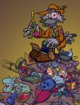 The Ugly Duckling and his bottomless bag of tricks by paulcarlisle