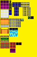 Intro Stage Tileset by Alejandro10000