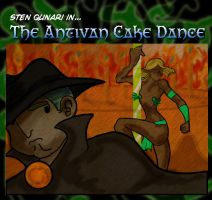 The Antivan Cake Dance by InverseReality-2