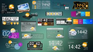 The Voga Widget Collection PART 2 for xwidget by jimking