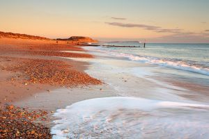 Autumn Light, Hengistbury Head by JakeSpain