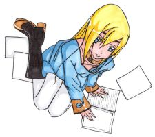 To Assemble a Spell Book by AkaneCeles