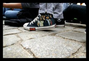 Shoes AC DC by DadaJaMajka