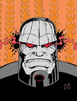 Darkseid by herrenmedia