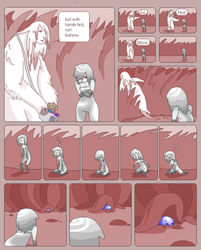 Hum and Hexo Page 2 Humbug by juenavei