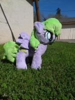 Custom MLP FIM OC plush by inudewaruika