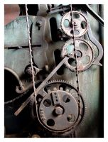 machines asleep 11 by J-Oliver