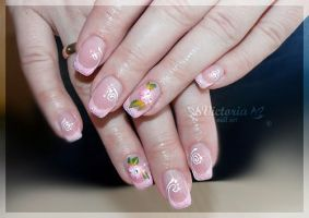Nail art 270(Gel nails) by ChocolateBlood