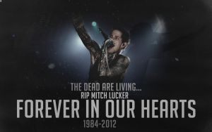 RIP Mitch Lucker by briorey