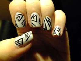 Nail Art 66 by charmedpiper12