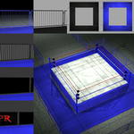 Old School Expansion Pack for Dex's Wrestling Set by DexPac