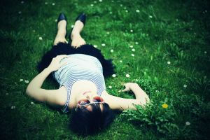 killed the bright green by Maagdalenka