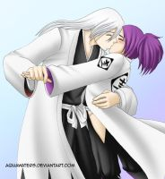 Bleach - Secret Lovers by AquaWaters