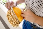 Yellow Clutch by rinknoi