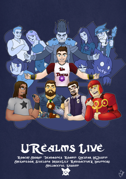 URealms Live by IronClark