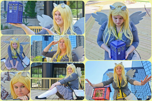 My Cosplay_Derpy by MevrouwRoze