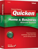 Quicken Home and Business 2008 by jasonh1234