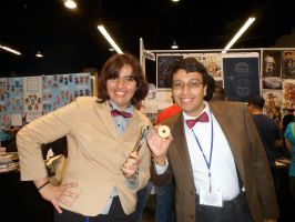 Doctor Who Cosplay by bluepen731