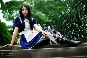 Alice Madness Returns - Paula Vasquez by SeviYummy