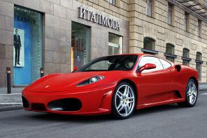 F 430 by 1-s-t