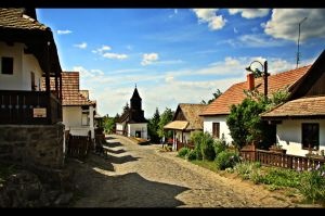 Old village... by Csipesz