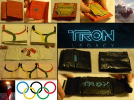Other Duct Tape Wallets by Mattierial