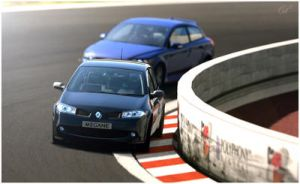 Renault Vs Volvo - Cape Ring 5 by 1R3bor