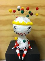 The Pin Cushion Queen by tilyd
