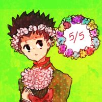 HBD GON by bnha