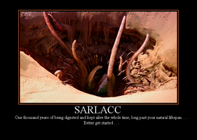 Sarlacc by Winter-Phantom