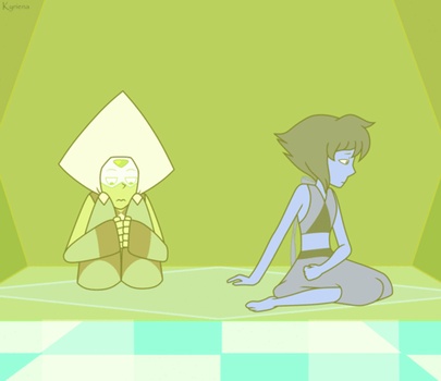 I'll Stay With You (Animated GIF) by Kyriena