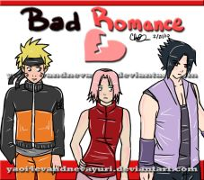 Team 7: Bad Romance by blwhere