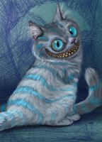 Cheshire Cat Finished by 8kx