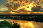 Gold Coast Sunset by DanielleMiner