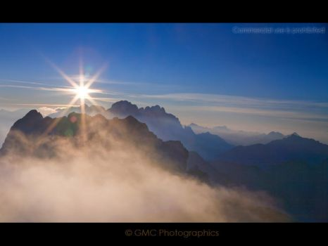 Sunstar over Mangrt by GMCPhotographics