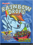 .Rainbow Drops. by GBIllustrations