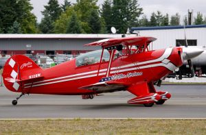 Pitts S-2 Taxiing by shelbs2