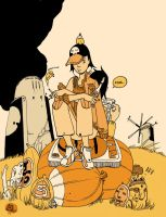xone raiders by royalboiler