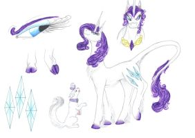 Headcanon - Rarity by Dawn22Eagle