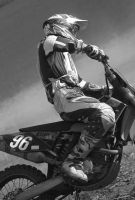 Motocross by onelook
