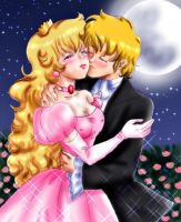 Peach's ultimate lover by CellsArt