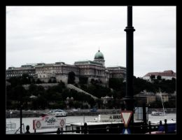 Palace on the danube by djsatory