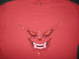 Gurren shirt by cats-on-mars8