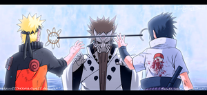 Naruto 671 The Destination Is In Their Hands by IITheYahikoDarkII