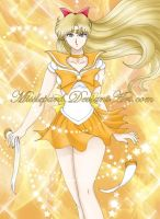 Sailor Venus by misslepard