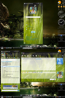 MSN 8.5 Vista wall by AndyClaro