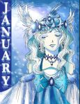 January: Frostbitten by pseudolirium