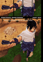 Sasuke 567 color by enricoroma87