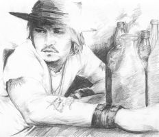 Johnny... again by chilliette