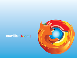 Mozilla Chrome by HushedChernobyl